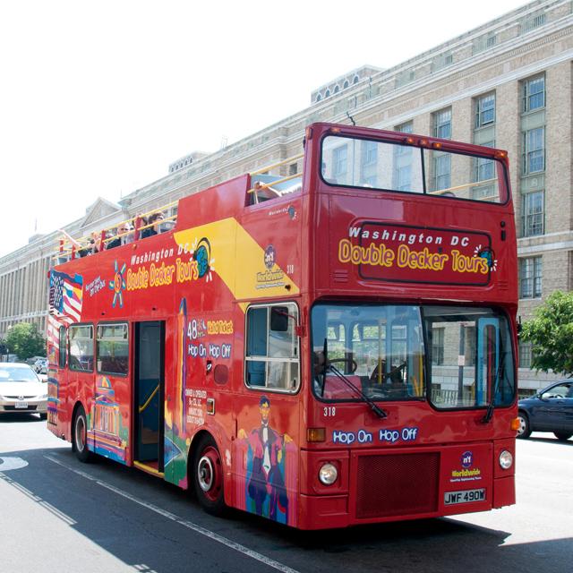 华盛顿出发观光巴士1日游:DC-T-637