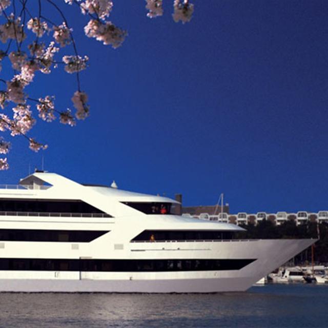 华盛顿出发游船观光1日游:DC-T-2446