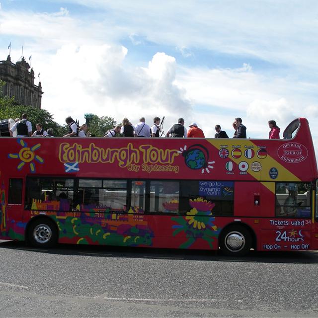爱丁堡出发观光巴士1日游:ED-T-660