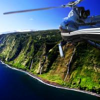 檀香山出发空中观光、游船观光1日游:HO-T-1005