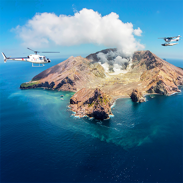 夏威夷大岛出发空中观光1日游:HO-T-1020
