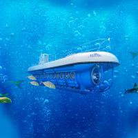 檀香山出发游船观光1日游:HO-T-1039