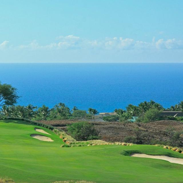 檀香山出发高尔夫球场1日游:HO-T-2265