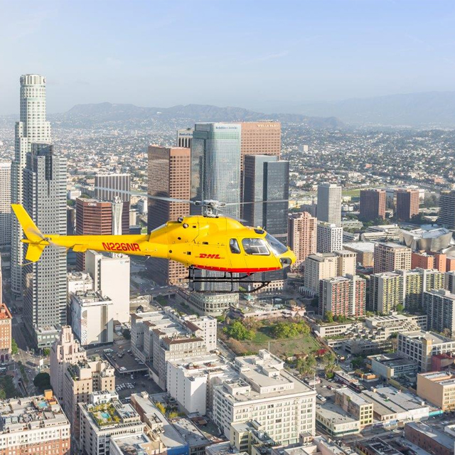 洛杉矶出发空中观光1日游:LA-T-1869