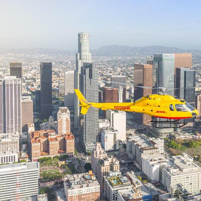 洛杉矶出发空中观光、邮轮岸上游1日游:LA-T-1875