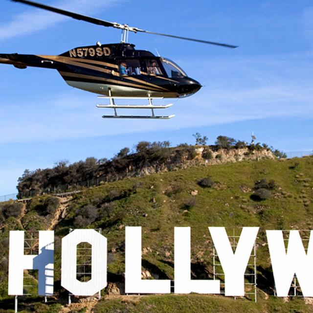 洛杉矶出发空中观光1日游:LA-T-2355