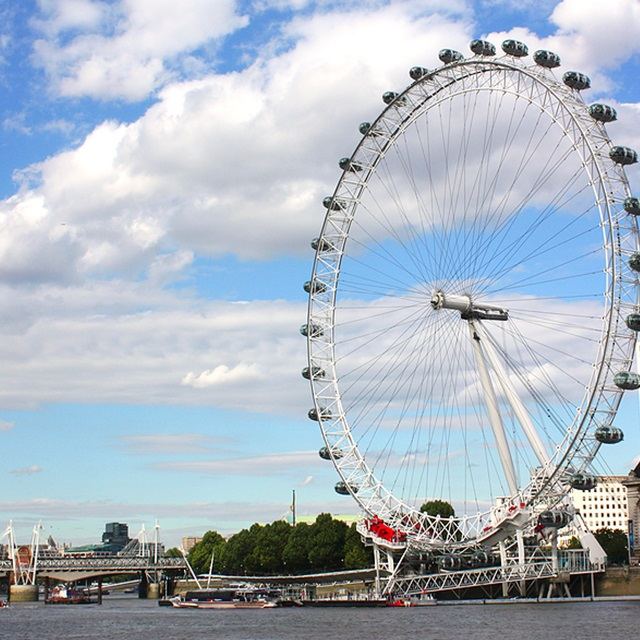 伦敦出发游船观光1日游:LO-T-1412