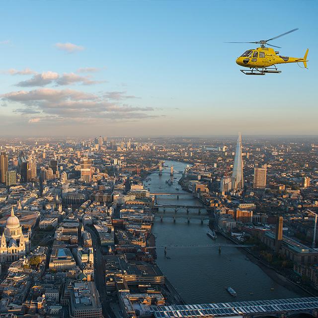 伦敦出发空中观光1日游:LO-T-1801