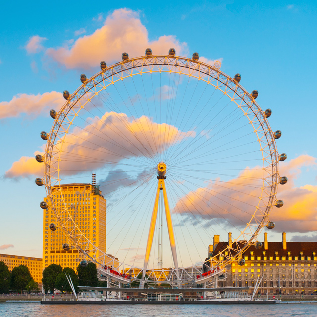 伦敦出发景点门票1日游:LO-T-646