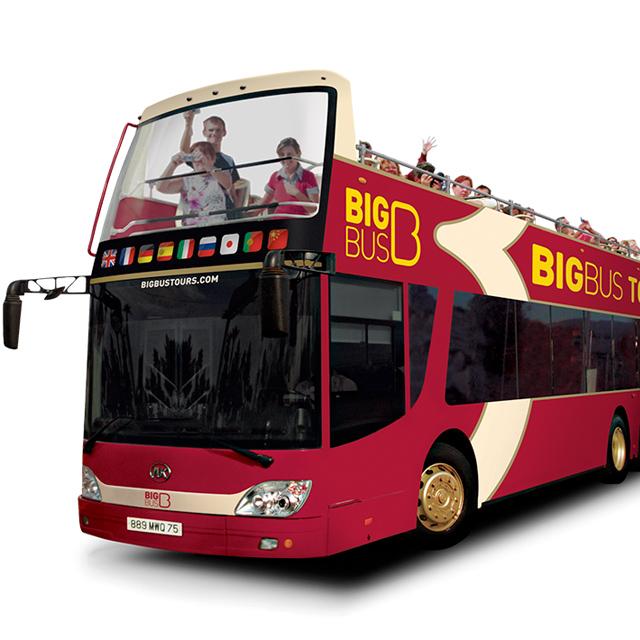 伦敦出发观光巴士1日游:LO-T-648