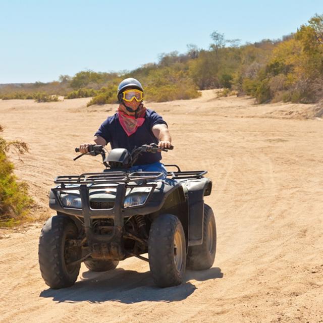 拉斯维加斯出发骑行、冒险运动1日游:LV-T-2043