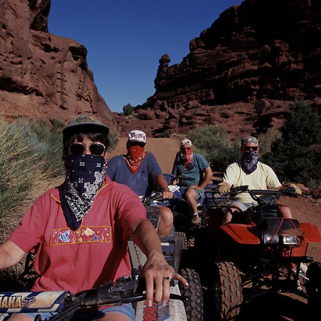 拉斯维加斯出发骑行、冒险运动1日游:LV-T-2071