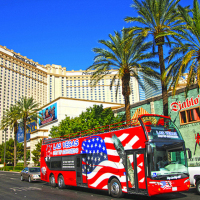 拉斯维加斯出发观光巴士1日游:LV-T-2182