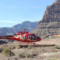 拉斯维加斯出发大峡谷、空中观光1日游:LV-T-2517