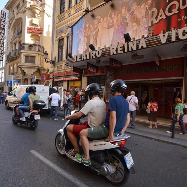 马德里出发骑行1日游:MA-T-1533