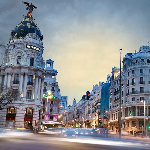 马德里出发景点门票1日游:MA-T-4487