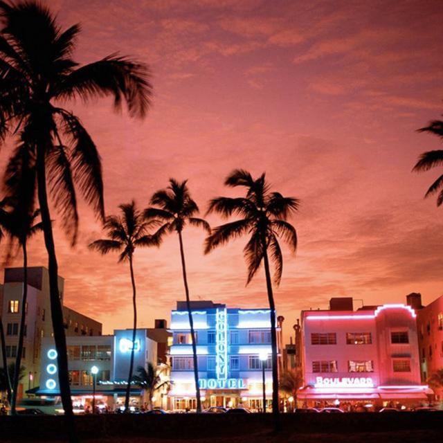 迈阿密出发空中观光1日游:MI-T-1236