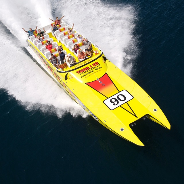 迈阿密出发游船观光1日游:MI-T-1240