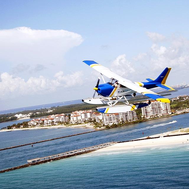 迈阿密出发空中观光1日游:MI-T-1243