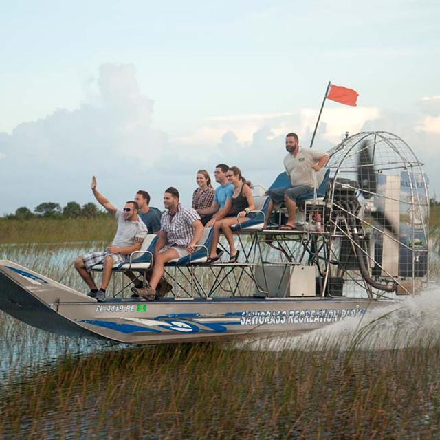 迈阿密出发舒适小团、游船观光1日游:MI-T-1296