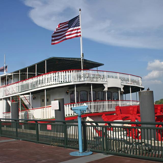 新奥尔良出发游船观光1日游:NO-T-1896