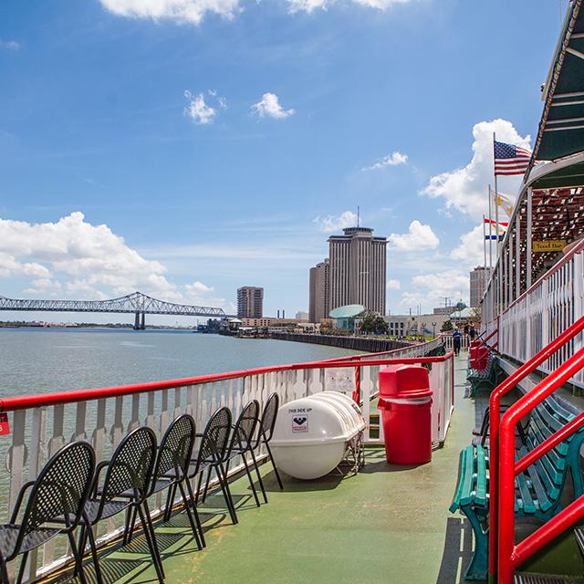 新奥尔良出发游船观光1日游:NO-T-1898