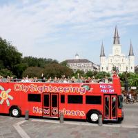 新奥尔良出发观光巴士1日游:NO-T-593