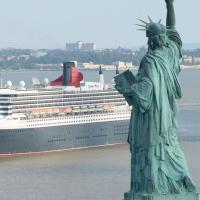 纽约出发游船观光1日游:NY-T-318