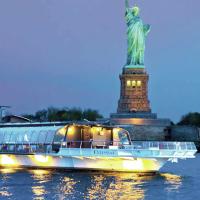 纽约出发游船观光1日游:NY-T-321