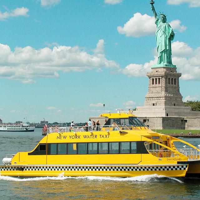 纽约出发游船观光1日游:NY-T-860