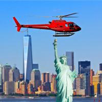 纽约出发空中观光1日游:NY-T-869