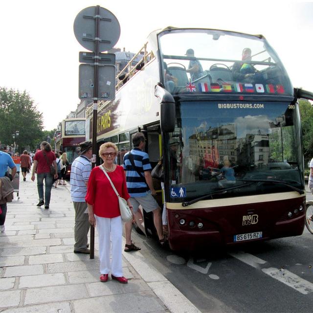 巴黎出发观光巴士1日游:PA-T-2280
