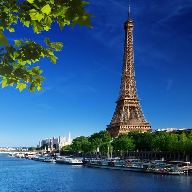 巴黎出发游船观光1日游:PA-T-2338