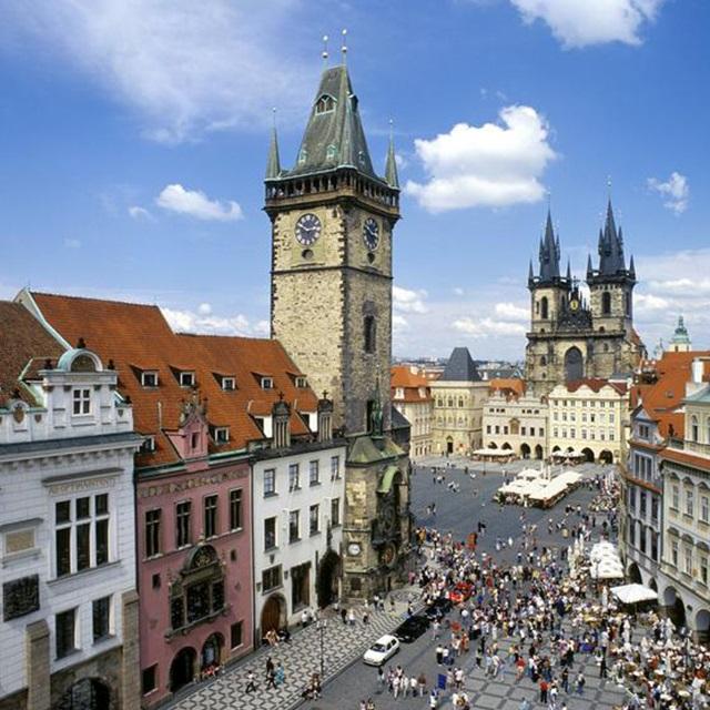 布拉格出发1日游:PR-T-1388