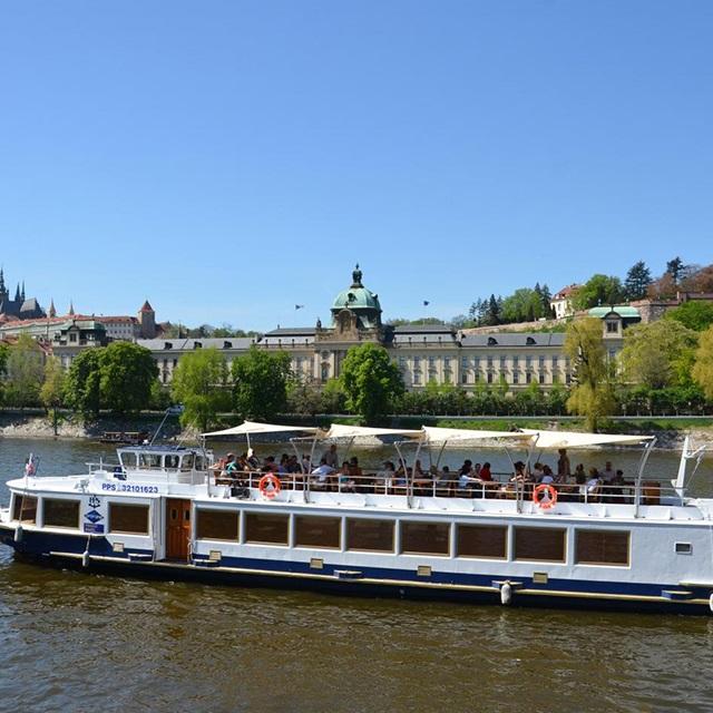 布拉格出发游船观光1日游:PR-T-1401