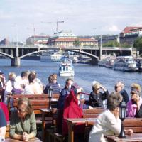 布拉格出发游船观光1日游:PR-T-2358