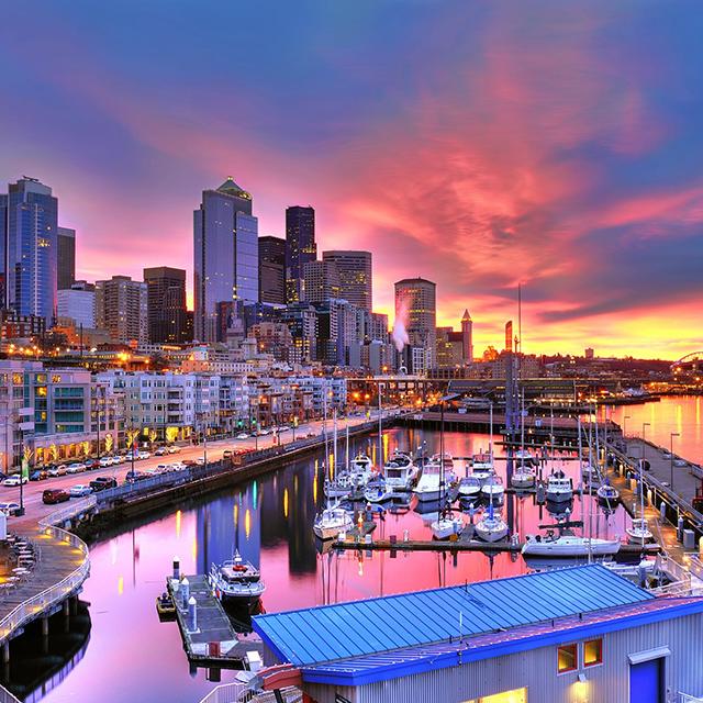 西雅图出发邮轮岸上游1日游:SE-T-1557