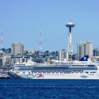 西雅图出发游船观光1日游:SE-T-2221