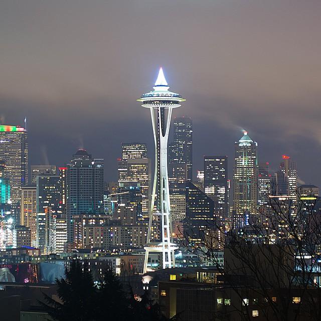 西雅图出发1日游:SE1-2370