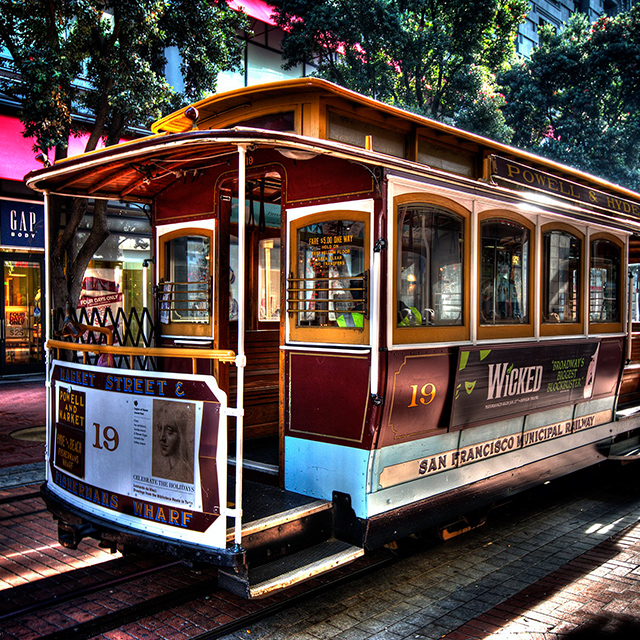 旧金山出发景点门票1日游:SF-T-1546