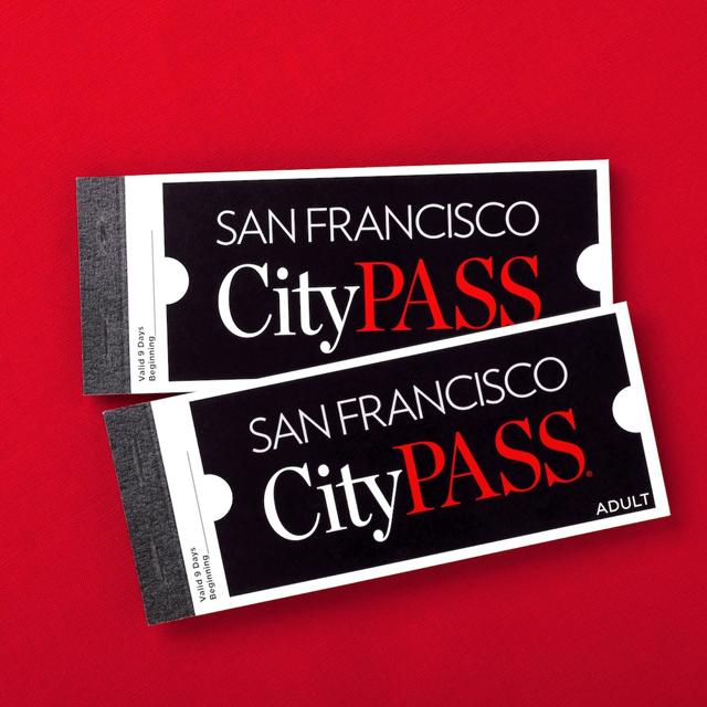 旧金山出发景点门票1日游:SF-T-2320