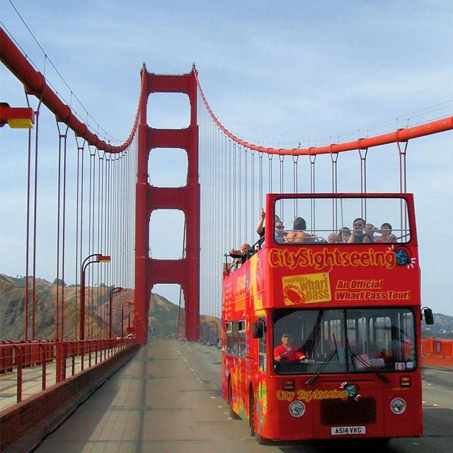 旧金山出发景点门票1日游:SF-T-4469