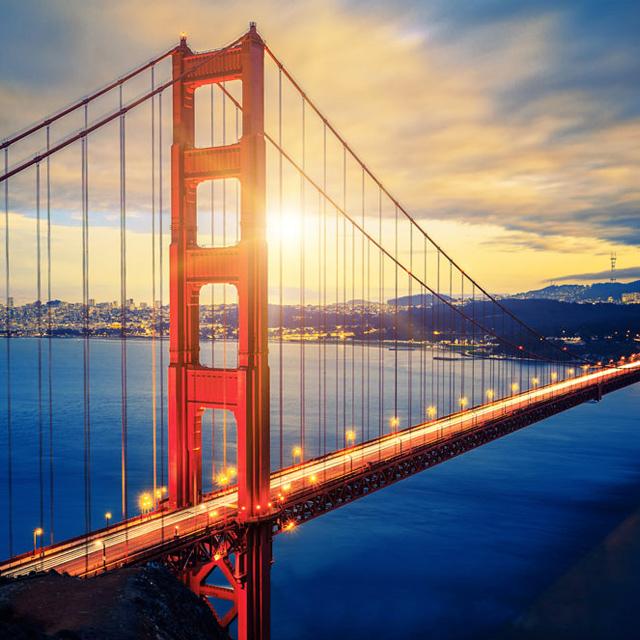旧金山出发空中观光1日游:SF-T-560