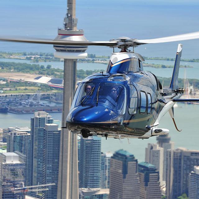多伦多出发空中观光1日游:TO-T-1436