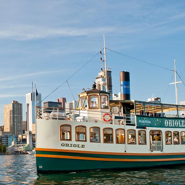 多伦多出发游船观光1日游:TO-T-3410