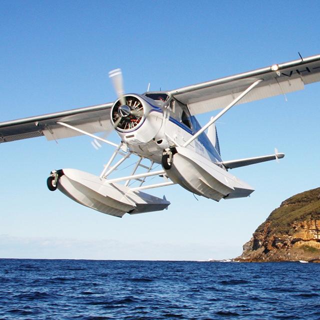 温哥华出发空中观光1日游:VA-T-1440