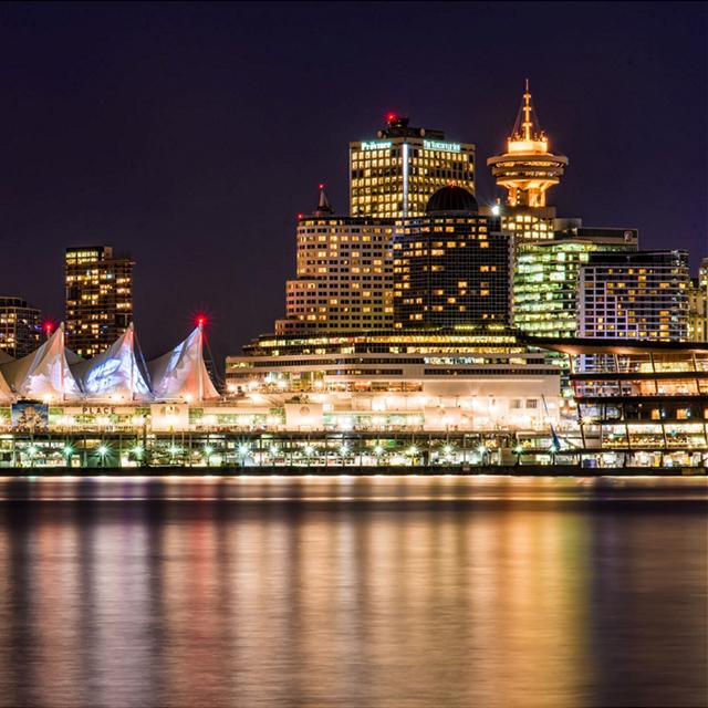 温哥华出发游船观光1日游:VA-T-3707