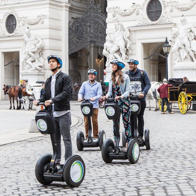 维也纳出发骑行1日游:VI-T-1480