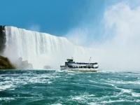 华盛顿出发尼亚加拉大瀑布、游船观光1日游:DC-T-10184