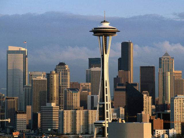西雅图出发3日游:SE3-10220